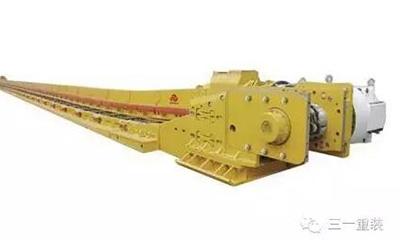 煤机技术知识:三一刮板机维修常见的故障和处理方法