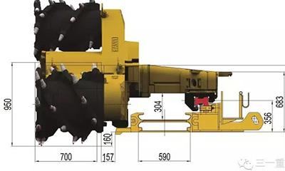 """""""薄""""采众长 400B系列新一代薄煤层采煤机重磅上市"""
