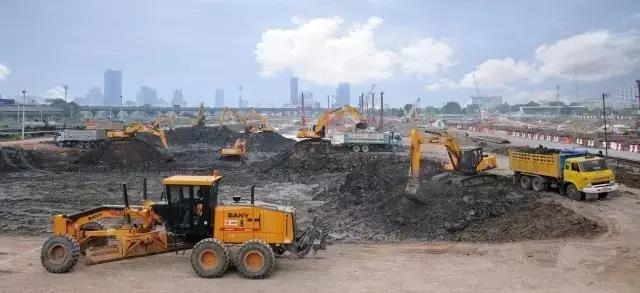 三一在泰国销售设备超过2000台 居国内工程机械企业之*