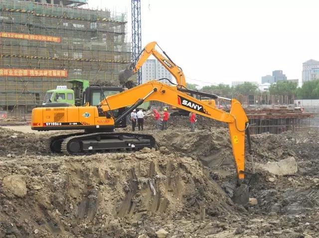 如果有一天,我们没有了挖掘机……