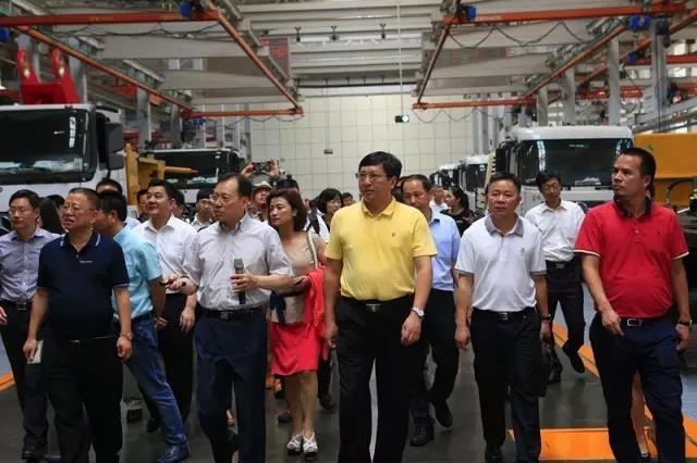 三一将在深圳龙华筹建全球智能制造核心基地