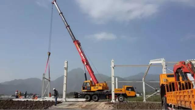 三一参与埃塞多个重点工程项目建设