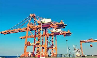 三一集团港口机械签下31台流机订单