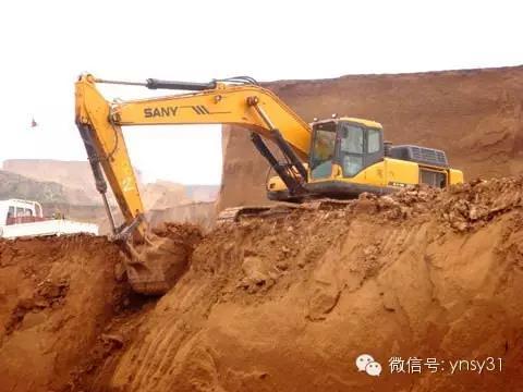 【操作须知】挖掘机日常维护技术