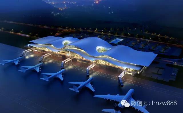 郴州机场获批,湖南下半年518亿交通固定资产投资集中推进