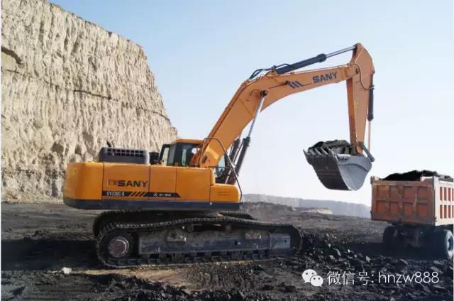 挖掘机省油的11个技巧