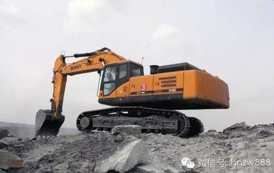 做挖掘机几十年的老板总结的挖掘机经营、管理及保养之道