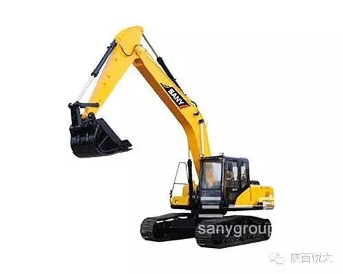 SY215C-9----2015年销售前十产品中*一的国产20吨级挖机