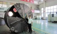 直径3米 北京桩机研制国内最大钻斗