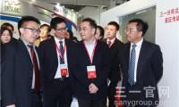 创新发展,装备中国!三一展区创全球*大石油展人气之*