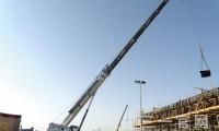 三一起重机参建世界最大机场 沙特4成起重机三一造