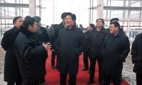 """张春贤:新宝GG西北产业园建设体现""""新疆效率"""""""