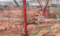 三一旋挖钻打造沪昆高铁精品工程