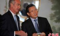 """梁稳根代表""""中国制造""""参加中美战略与经济对话"""