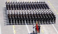 三一高管集中收看抗战胜利70周年大阅兵