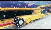 三一造世界最短机身采煤机