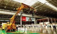 三一重工发力湿喷机设备行业
