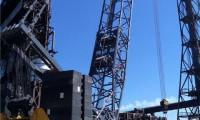ca88亚洲城娱乐650吨履带吊助力哈萨克斯坦石化发展战略