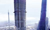 530米 世界泵王助广州东塔封顶
