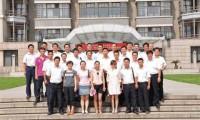 北京桩机核心员工参观北京大学