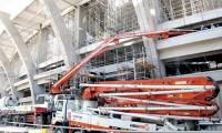参与巴西世界杯和奥运会项目建设 三一设备稳定性令现场工程师惊讶