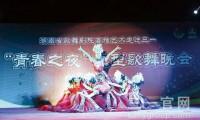 """三一集团团委""""青春之夜""""歌舞晚会精彩纷呈"""