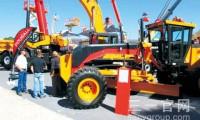 三一五款产品亮相2014南非电力矿山展