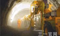 三一引入普茨迈斯特隧道施工利器