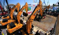 4月挖掘机销售回归常态  新宝GG重工再次拔得头筹
