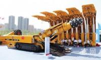 新疆煤炭展 三一国际新品获青睐