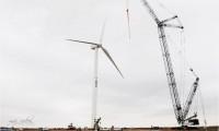 三一电气首个海外风电项目并网发电