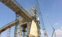7台三一履带吊服务非洲最大电厂