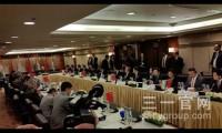 梁稳根受邀参加印度总理莫迪在华闭门会议