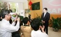 日本媒体采访团聚焦三一 向文波希望与合作伙伴共同开发日本市场