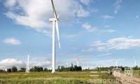 三一首台风机机组在埃塞俄比亚并网发电