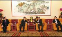 越南副总理阮善仁接见三一电气总经理吴佳梁 相信三一会成为世界一流的企业