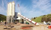 3个月安装8个大型搅拌站 三一产品助力阿尔及利亚1号国道