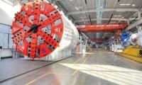 三一首台盾构机贯穿北京地铁