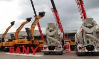777真人泰国称雄2012 CONSTECH国际工程机械展