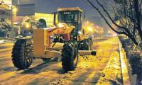 三一平地机铲冰除雪再行动