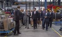 """杜家毫考察三一欧洲产业园 称三一为""""中国制造2025""""示范者"""