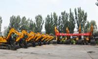 三一向北京捐赠10台挖掘机用于灾后重建