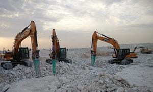 沙漠中的土豪国度 看一看卡塔尔的这些三一机械