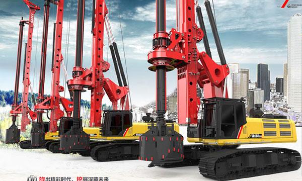 三一品质再创传奇 C10系列旋挖钻机新品发布