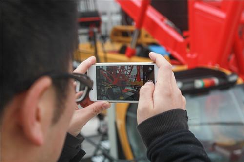 上海宝马展——观众镜头里的新宝GG产品