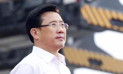 梁稳根董事长2017新年贺词