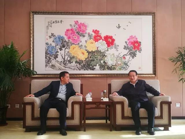 辽宁省委常委、沈阳市委书记易炼红会见向文波:全力支持三一在沈阳发展