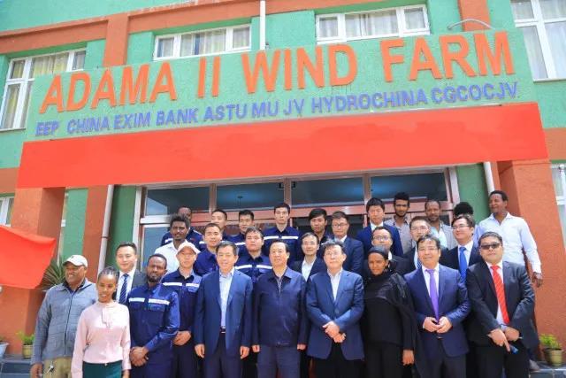 湖南省长许达哲出访埃塞俄比亚,鼓励三一做出更大贡献