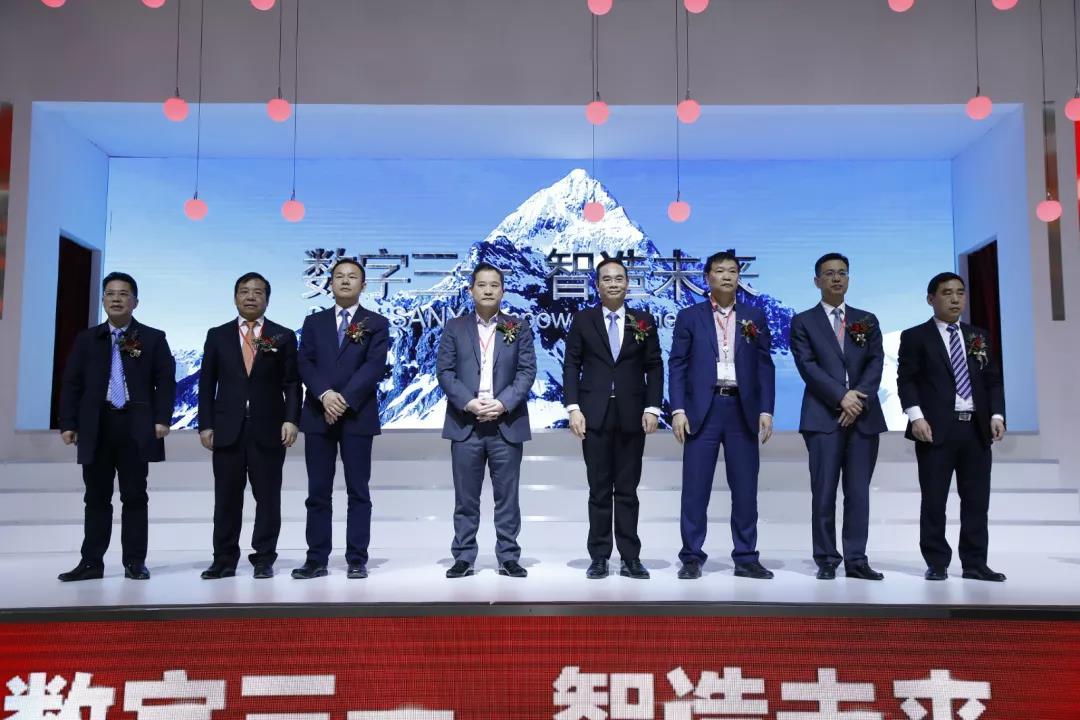 bauma China 2018丨火力全开!三一首日订单超20亿喜迎开门红