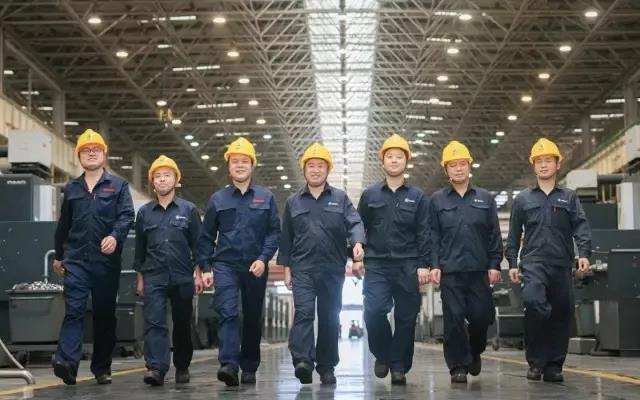 """献礼五一!三一重工泵送公司制造部喜获""""全国工人先锋号"""""""